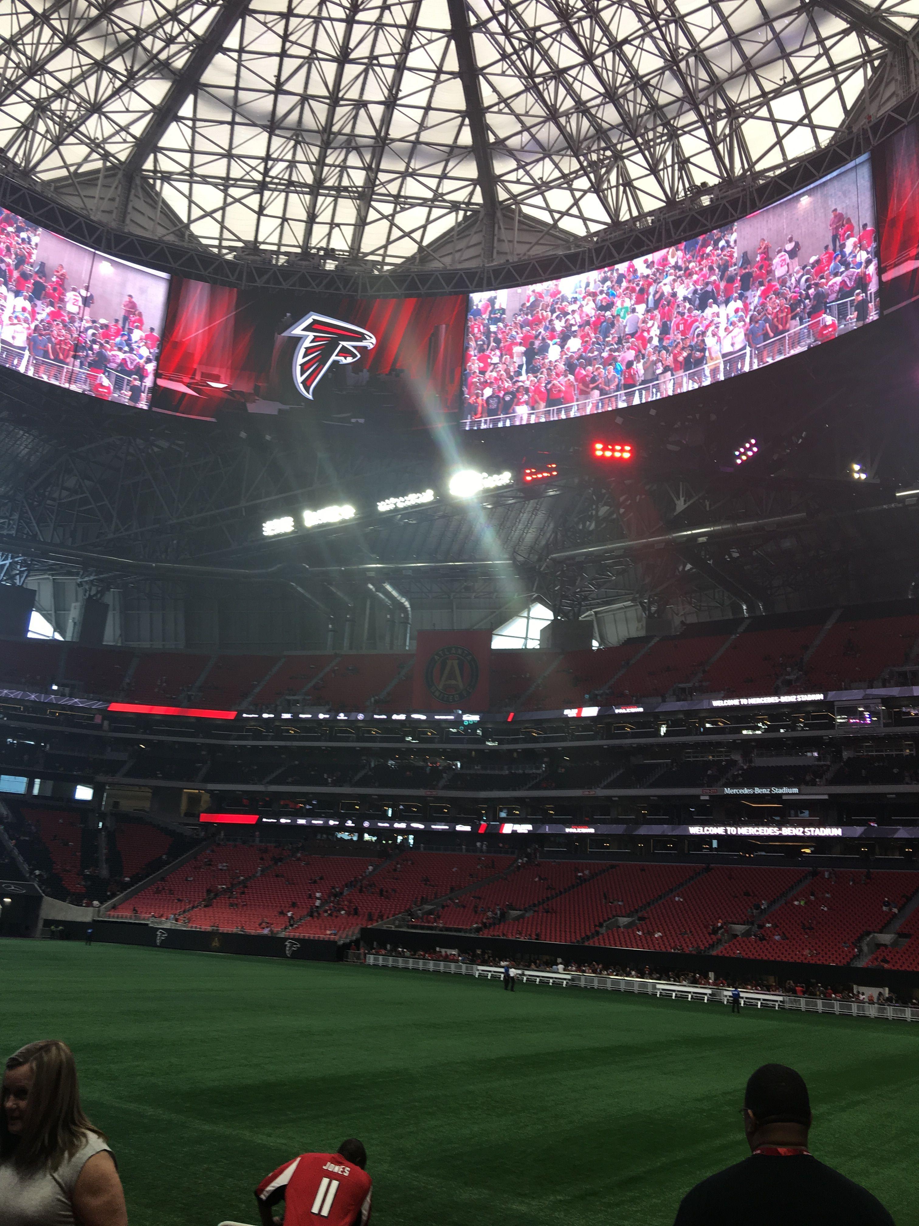 Design Concepts June 26 2014 Atlanta Falcons Stadium New Atlanta Stadium