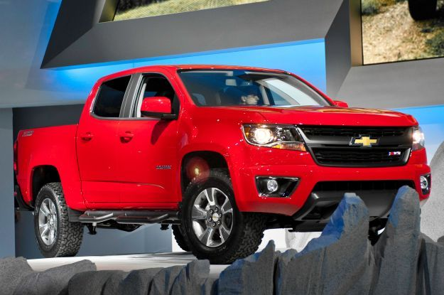 High Quality 2016 Chevrolet Colorado Release Date