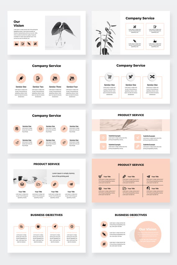 Modern PowerPoint Presentation Template