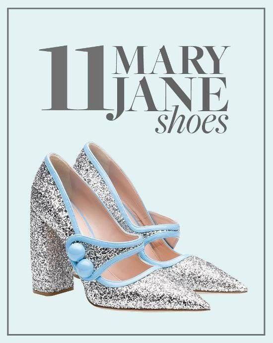 11 Mary Jane shoes for girls who lie fancy footwear