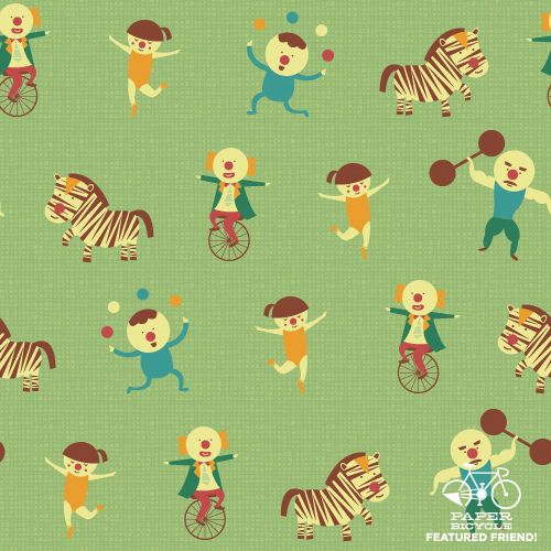 Daily Pattern: Circus