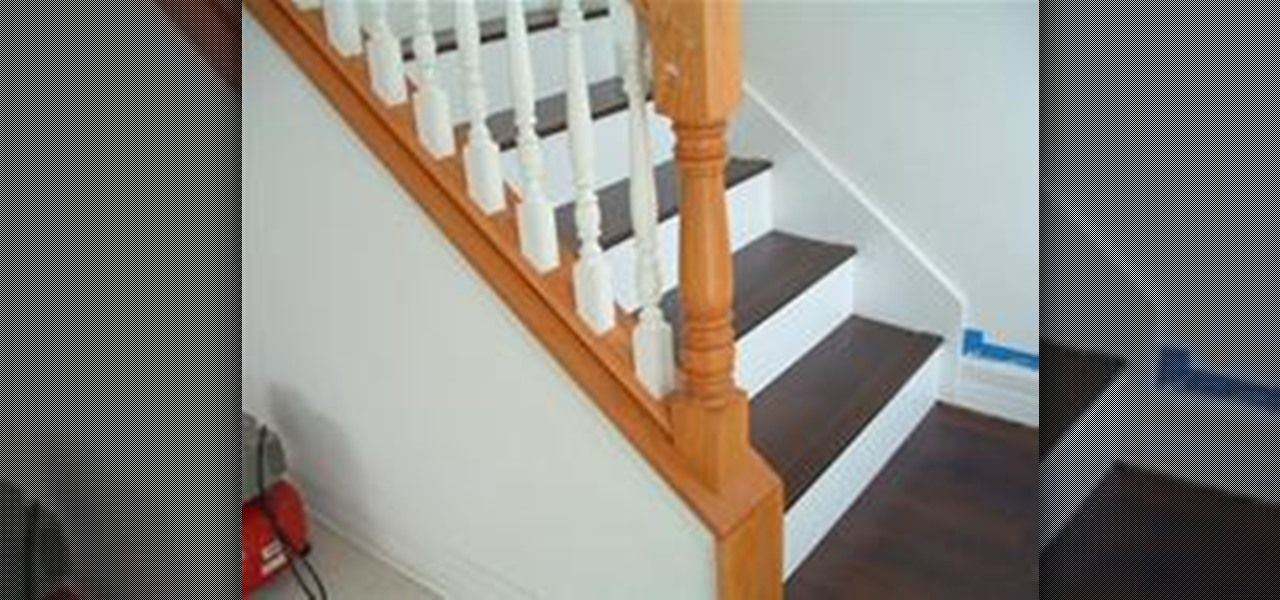 Install Laminate Flooring On Stairs, Should You Put Laminate Flooring On Stairs