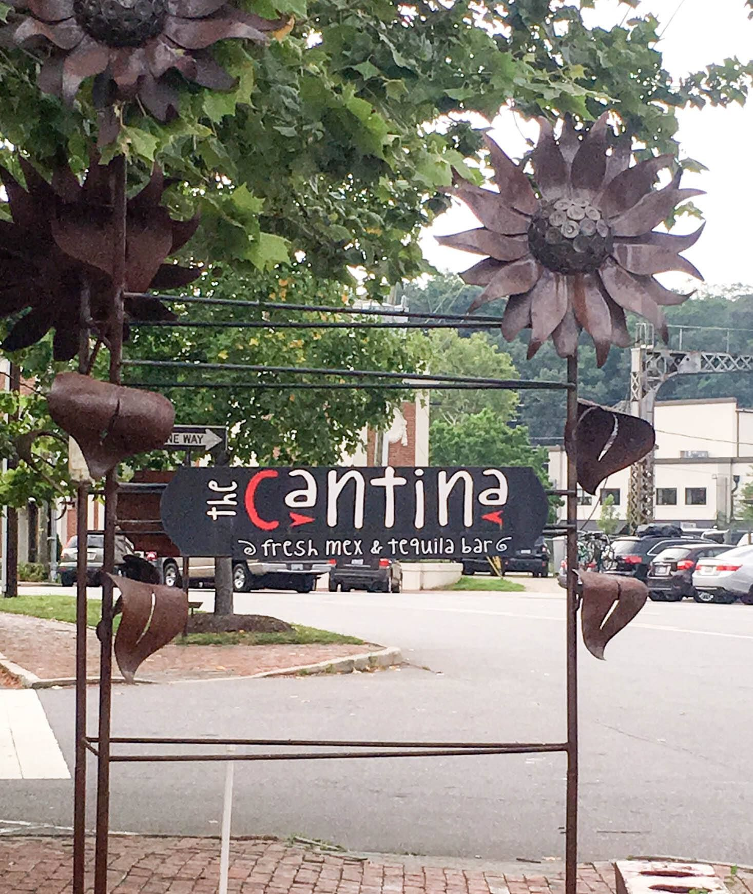 The Cantina Restaurant In Biltmore Village Asheville Nc