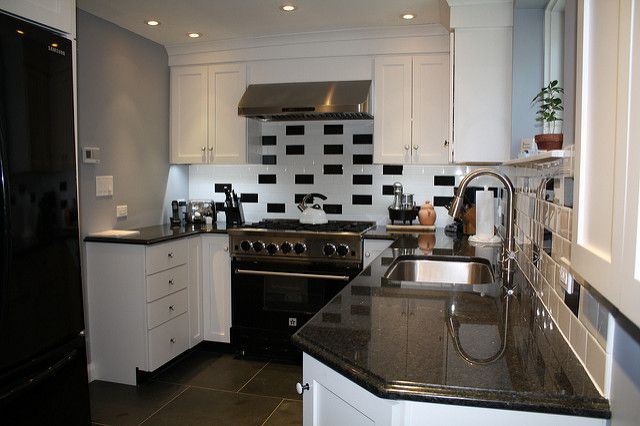 8x12 Kitchen Black Liances Style Life