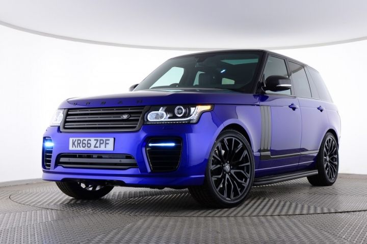 Used Land Rover Range Rover Tdv6 Vogue Urban V2 Blue For Sale Essex Kr66zpf Saxton 4x4 Used Range Rover Range Rover Land Rover