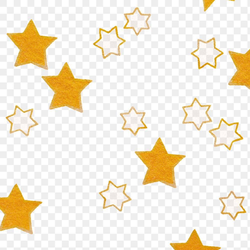 Yellow Star Pattern Background Design Element Free Image By Rawpixel Com Katie Background Patterns Background Design Star Background