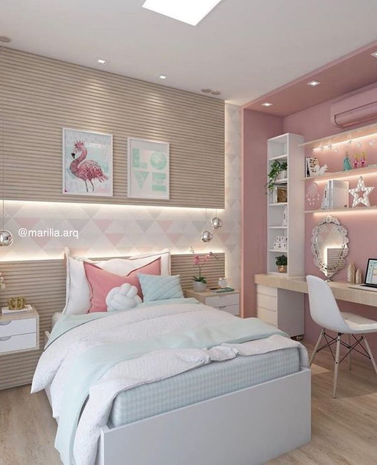 Beautiful Girl Bedroom Ideas 9 Year Old Childrens Bedroom Ideas For Sharing Girlsbedroomsets Want To Try T Bedroom Design Bedroom Decor Girl Bedroom Designs
