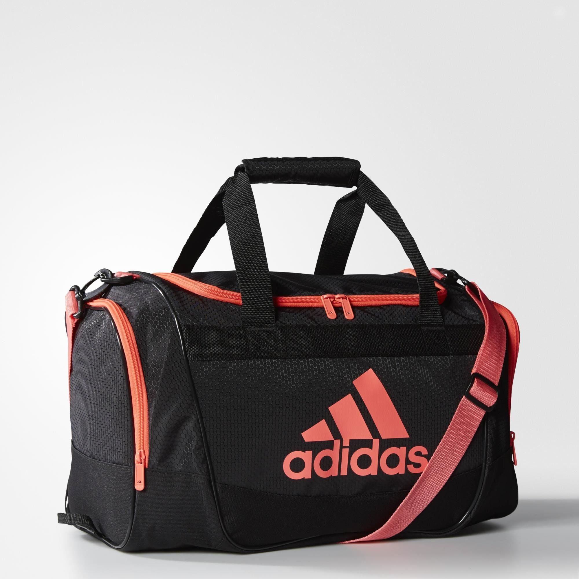 adidas team speed duffel small 40 â liked on polyvore