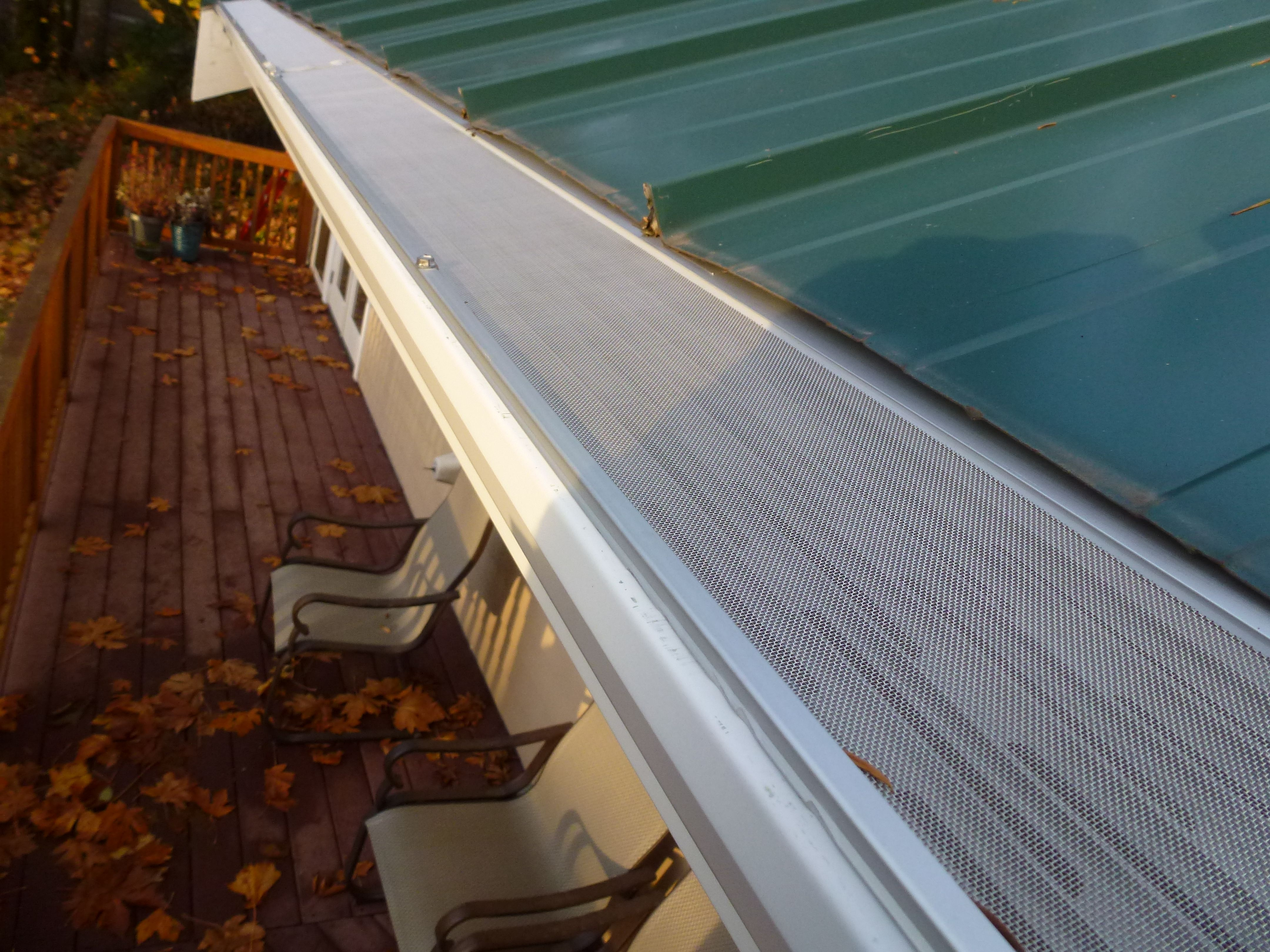 Gutters For Corrugated Metal Roof Google Search Metal