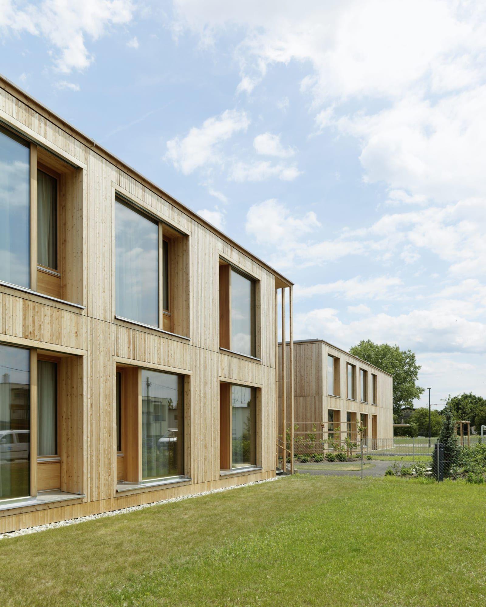 Excepcional Asilo Nenzing / Dietger Wissounig Architects | Lar de idosos, Casa  WB44