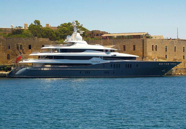 Titan Malta Boat Yacht Boat Luxury Yachts