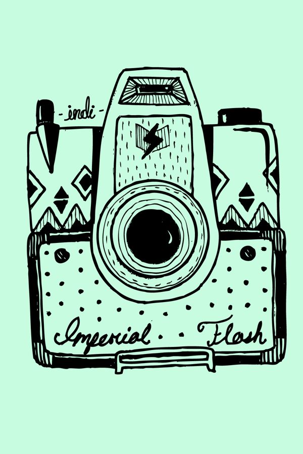 Vintage Cameras Wallpapers For Iphone Or Ipod By Indi Maverick