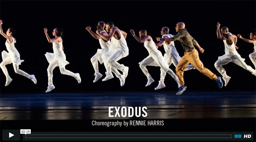 What to do in Boston-Alvin Ailey American Dance Theater-Exodus