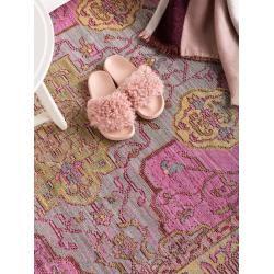 Photo of benuta Trends Teppich Visconti Multicolor/Beige 300×400 cm – Vintage Teppich im Used-Look