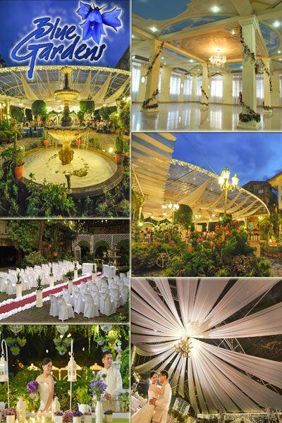 Blue Gardens Metro Manila Garden Wedding Metro Manila
