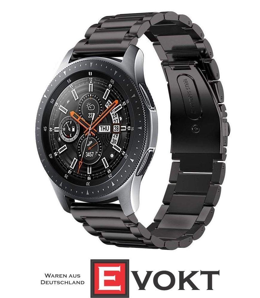 Ebay Sponsored Samsung Galaxy Watch Lte 46mm R805 Silver Bicolor Smart Watch Sport Watch New Samsung Steel Metal Samsung Smart Watch
