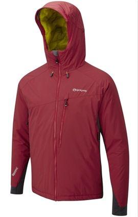 Sprayway Mens Grendel Warm Windproof Jacket - Agoora Outdoor Gear