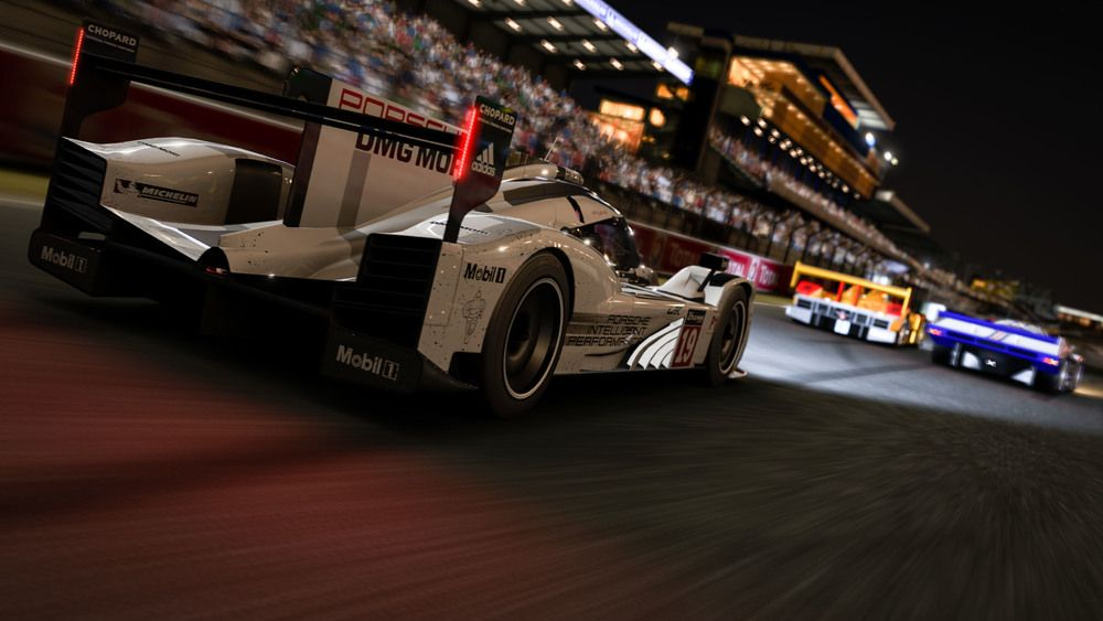 2012 Le mans 24 Hour Race Motor Racing Poster A3//A4 Print