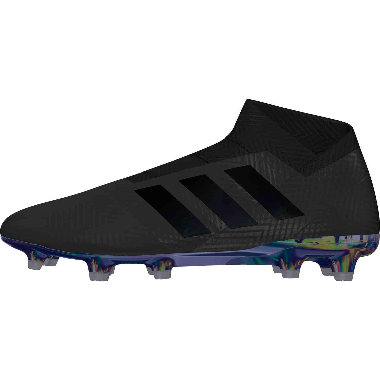 timeless design 5556c 9d8dc Get a pair of the Shadow Mode pack adidas Nemeziz 18+ shoes from SoccerPro.