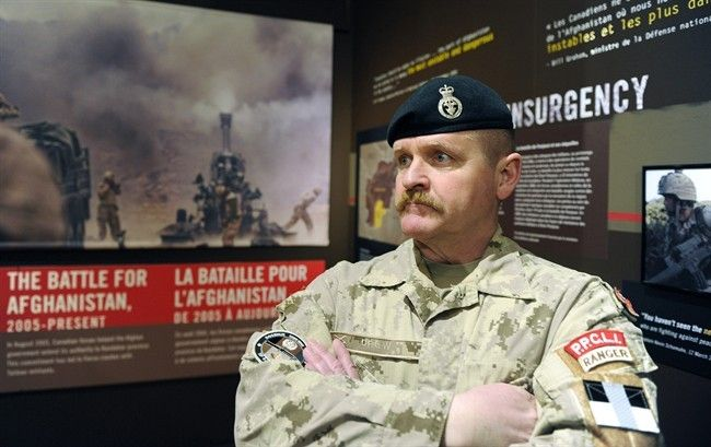 Afghanistan A Glimpse Of War At The Military Museums Calgary