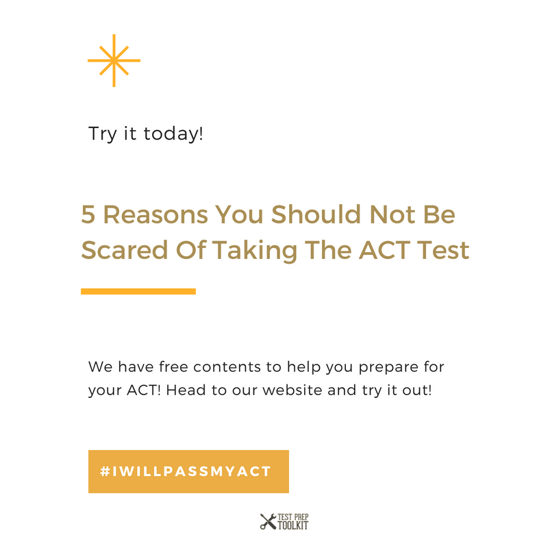 Pin on ACT (American College Testing)