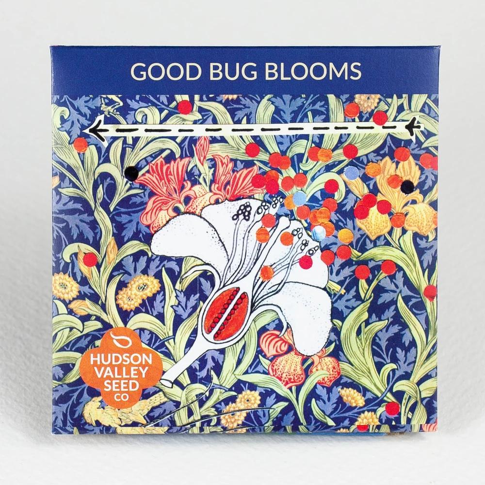 Good Bug Blooms in 2020 Diagram of a flower, Bloom