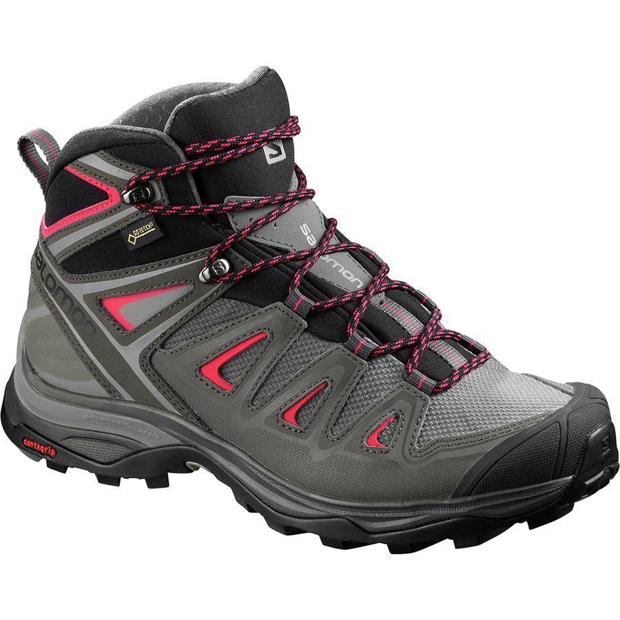 X Ultra 3 Mid Gtx Hiking Boot Women S Hiking Boots Women Womens Boots Hiking Boots