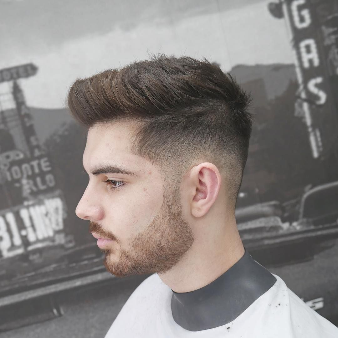 Top Different Fade Haircut For Men Mens Haircuts Fade Mens