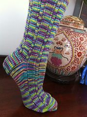 Ravelry: Ordo ex Chao (Sock Recipe) pattern by Jennifer Ross free