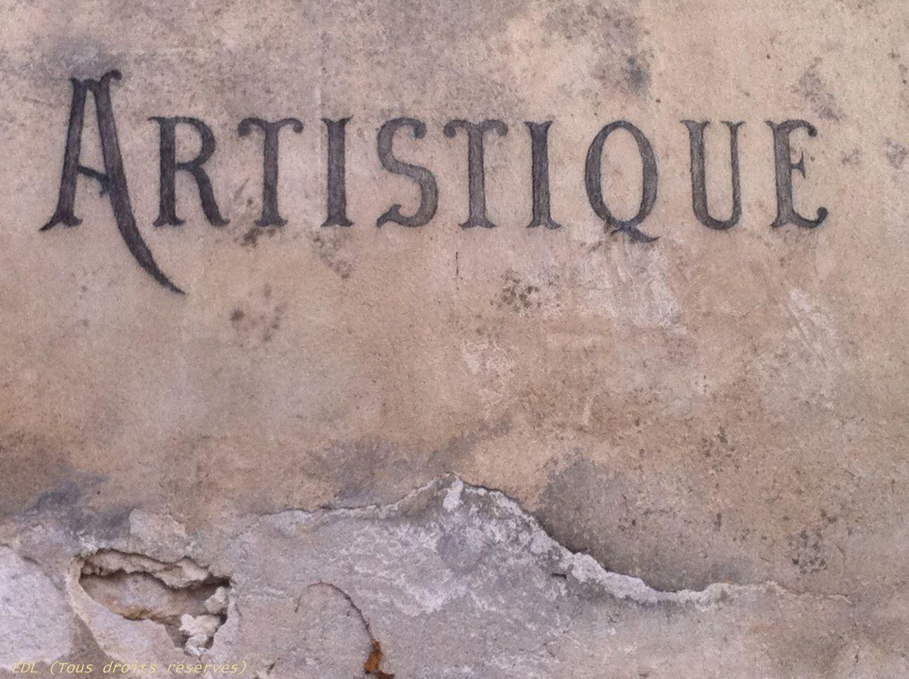 Artistique, la Cartoucherie (photo by Nod's)