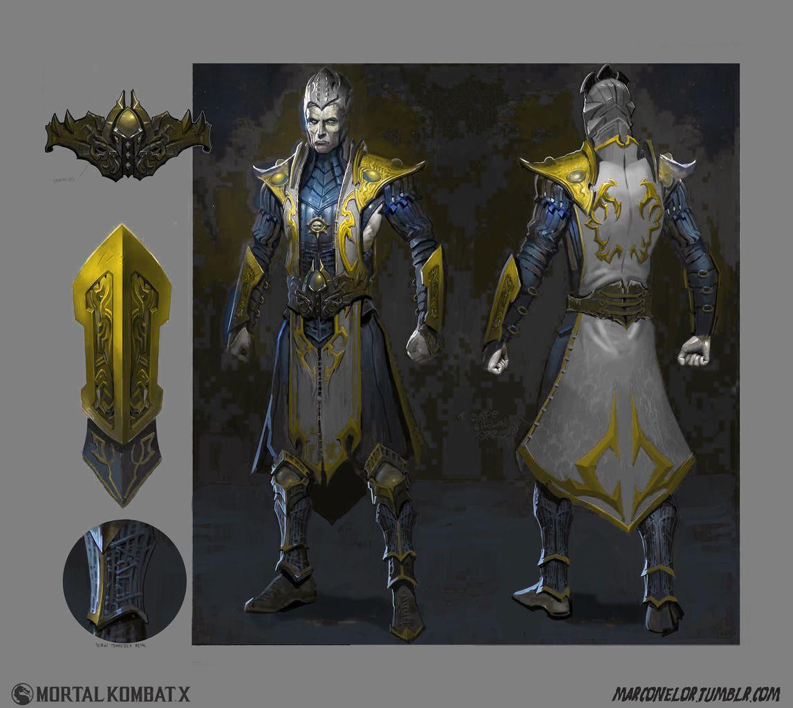 24+ Shinnok mk11 ideas in 2021