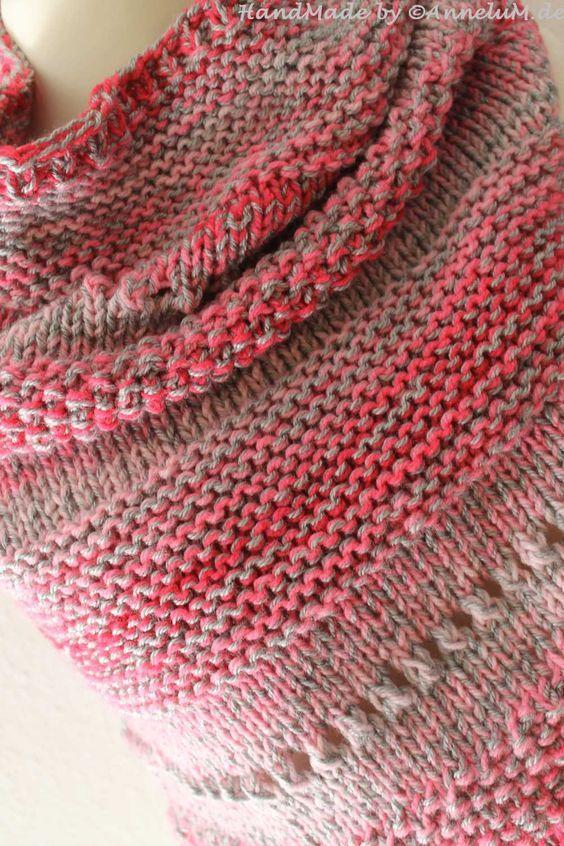 Photo of Einfaches Schultertuch aus Papatya Batik Wolle