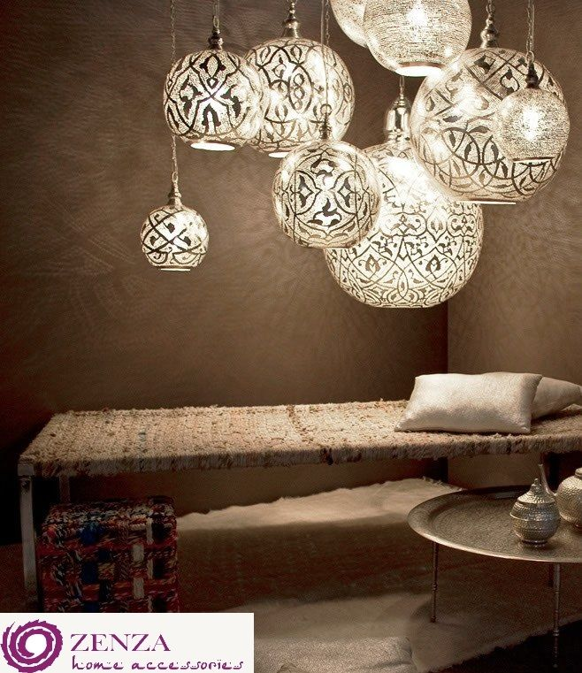 Lamps by Zenza