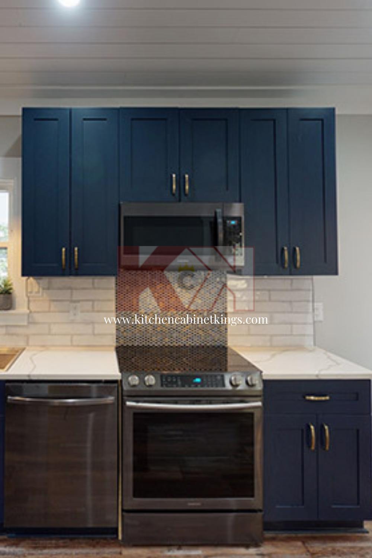 Avail Of Our Sleek Frameless Imperial Blue Kitchen Cabinets Online Online Kitchen Cabinets Frameless Kitchen Cabinets Kitchen Cabinets