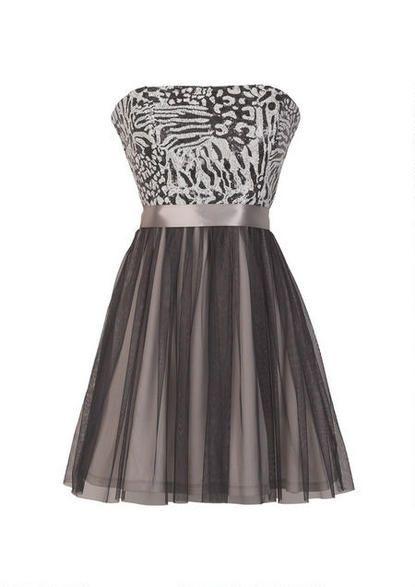 Animal Sequin Dress