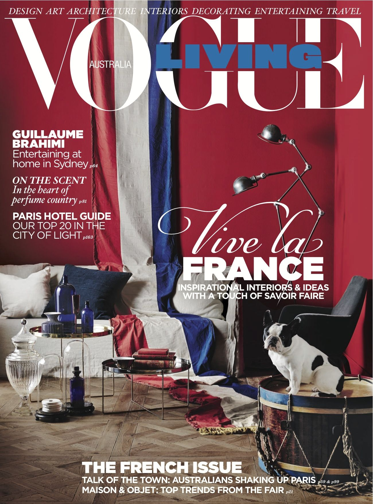 Vogue Living June 2013 | Luxe Media | Vogue living, Interior design