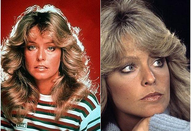 celebridades mujeres de los años 70 - Buscar con Google