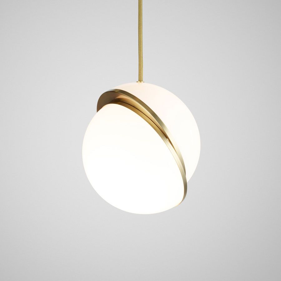 Mini Crescent Pendant By Lee Broom Cre0140 With Images Lee Broom Led Bulb Crescent Table