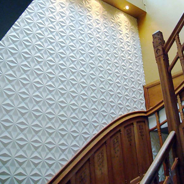 Wp20x20rewh Three Dimensional Wall Panels 3d Wall Panels Pvc Wall Panels Wall Paneling