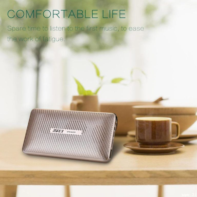 Super cute 21 music speakers as gifts for music lovers you should know ! #electronicgadgets
