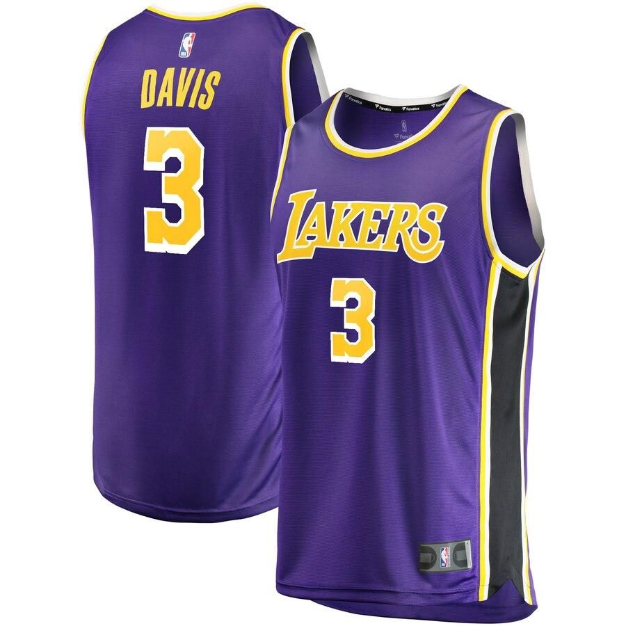 Anthony Davis Los Angeles Lakers Jersey 49 Free Shipping Charityshop In 2020 Los Angeles Lakers Nba Jersey Lebron James