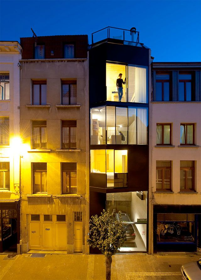 csd architecten, belgium