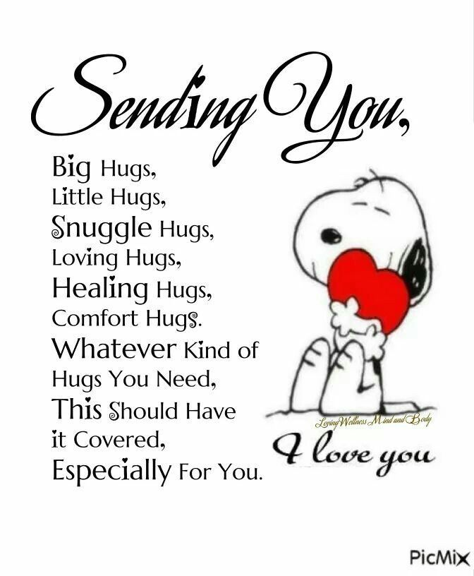 Snoopy, Snoopy Hug, Snoopy Quotes