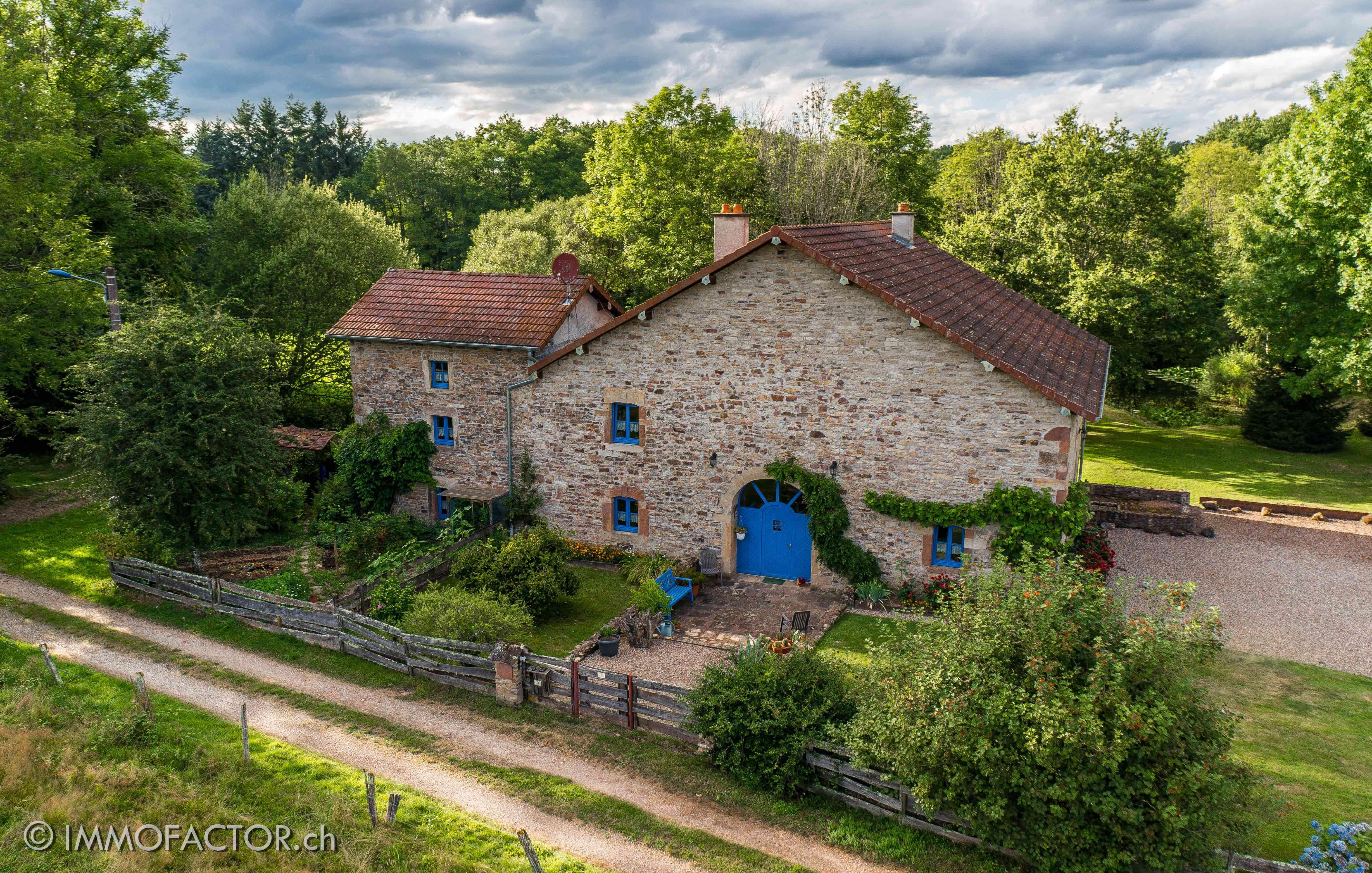 Landhaus Bauernhaus Ferme France Frankreich Immobilien