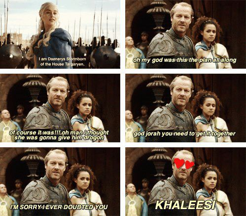 game of thrones daenerys and jorah relationship