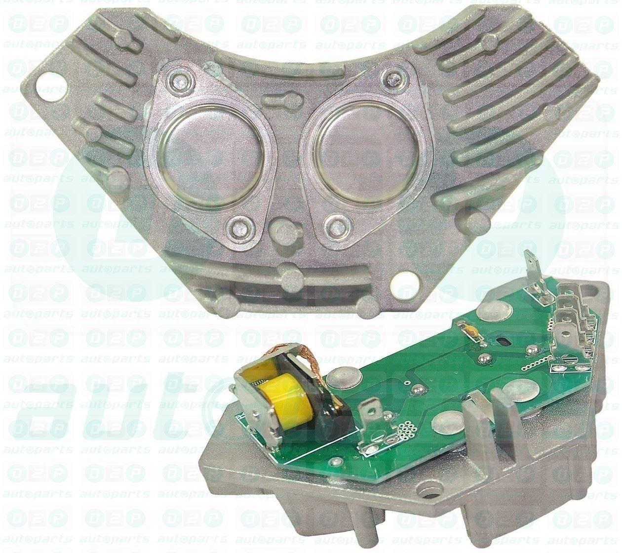 799 Gbp Heater Motor Blower Resistor For Peugeot 106 405 406 605 Partner 644178