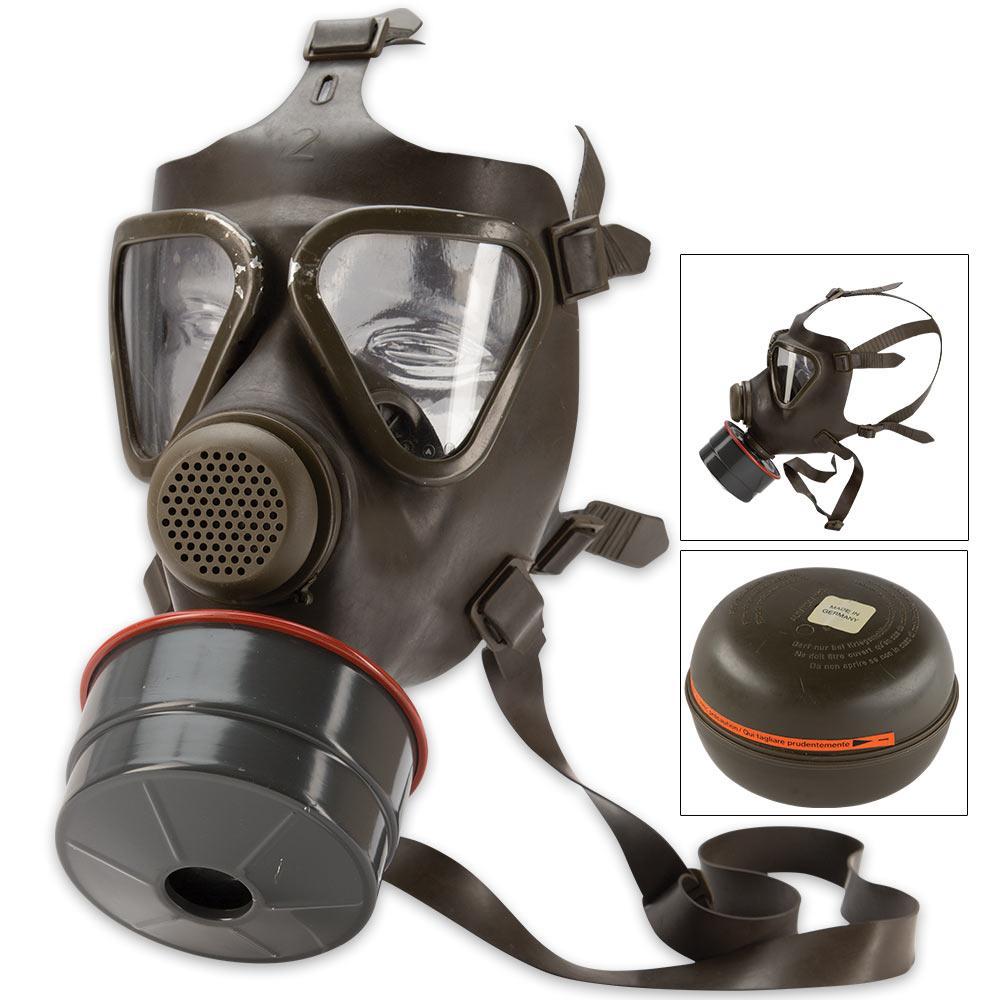 Bang masque à gaz Ghost