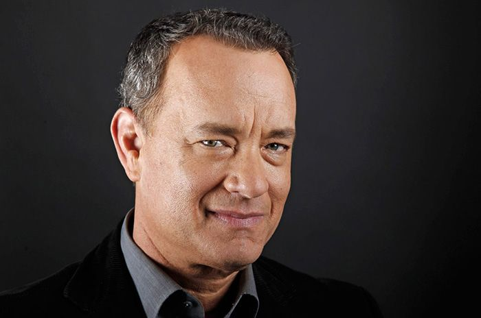 "#7 Tom Hanks Page 4 of 11 : Estimated net worth: $390 million dollars. Thomas Jeffrey ""Tom"" Hanks (Real name) was born in Concord, California, in 1956. His first movie role was as Elliot in the movie ""He Knows You're Alone"" in 1980! Top 10 Richest Actors In The World! 
