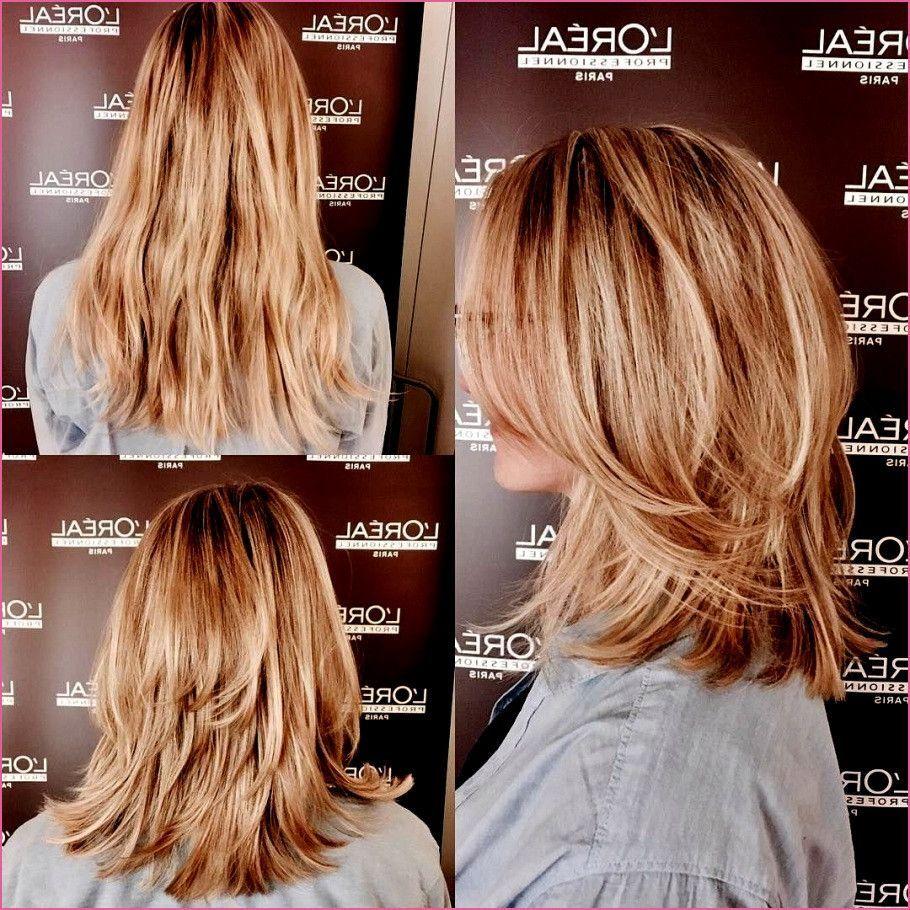 Haare Gestuft Mittellang In 2020 Frisuren Blond Frisuren Mittellange Haare Frisuren Einfach