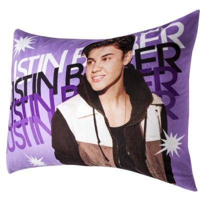 Clarissa S Xmas Wish List Justin Bieber Cuddle Pillow Justin